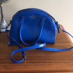 Blue Crossbody Kate Spade Bag